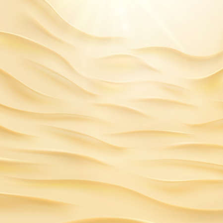 Summer Desert, Beach, Sand background template. EPS 10 vector file included