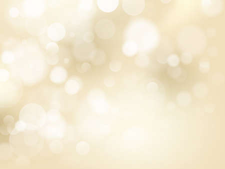 spot lit: Abstract golden background. EPS 10 vector file included Illustration