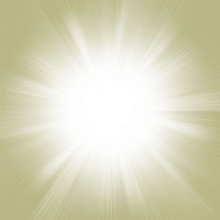 the light rays: Elegant design with a burst. EPS 8 vector file included Illustration