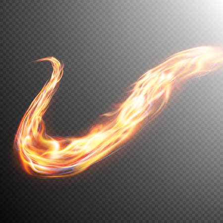 flame background: Fire flame frame template. EPS 10 vector file included