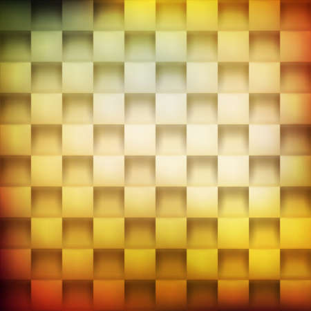 Abstract Shade square pattern.