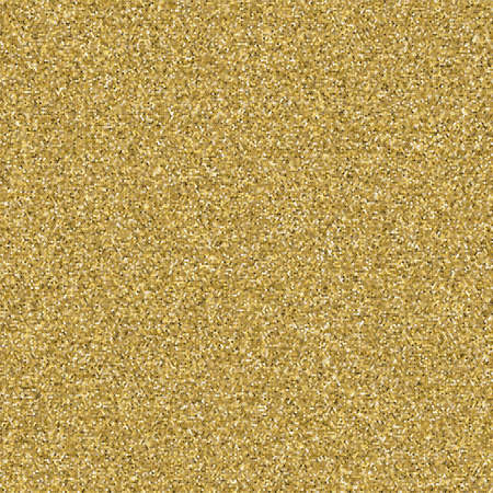 Gold sparkly glitter background. EPS 10
