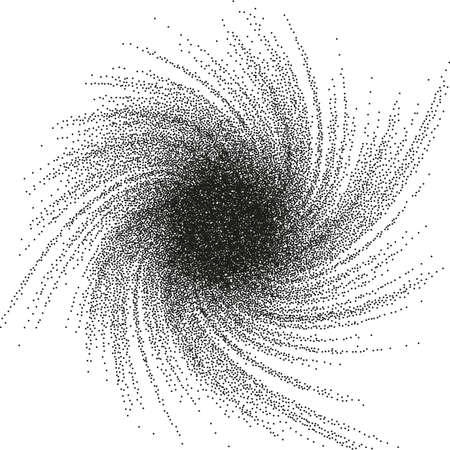 Vortex texture. EPS 10 Ilustração