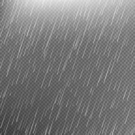 背景を透明なテンプレートは雨します。EPS 10