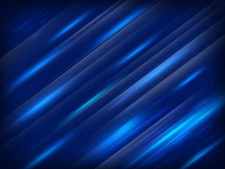Stylish blue background.