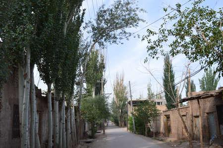xinjiang: Kashgar, Xinjiang, Chine