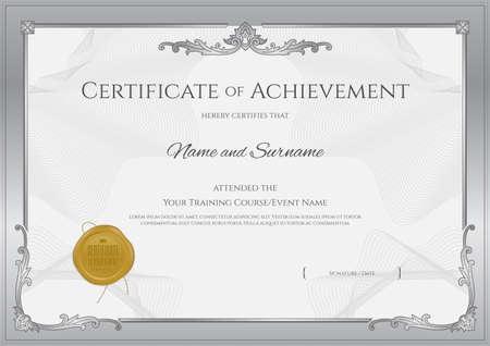 Cpd Certificate Template