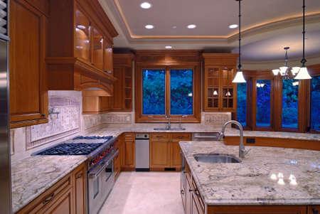Luxury American Kitchen Series