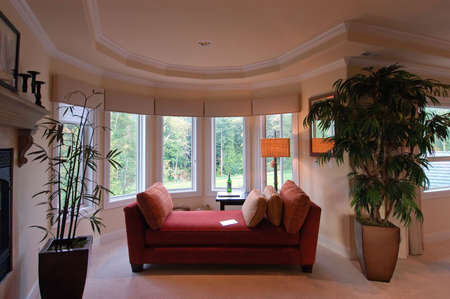 Luxury Bedroom Foto de archivo