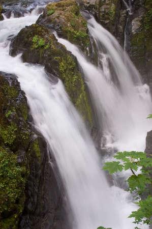 sol: Sol Duc Falls