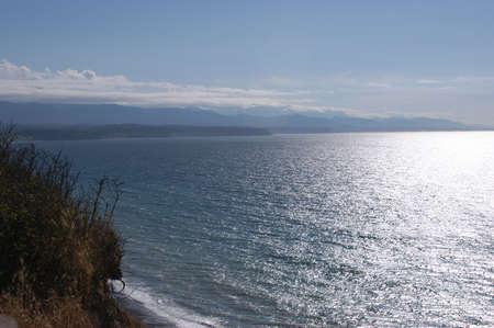 strait of juan de fuca: The strait of Juan de Fuca