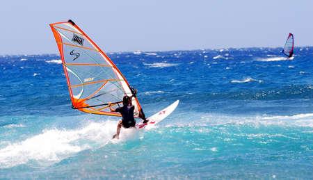 Female Surfer photo