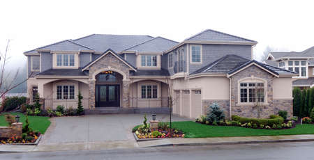 expensive: House Exterior