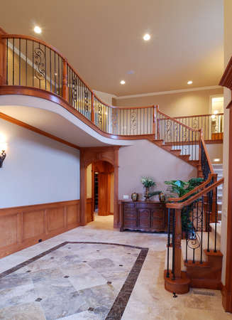 Luxury Staircase  photo