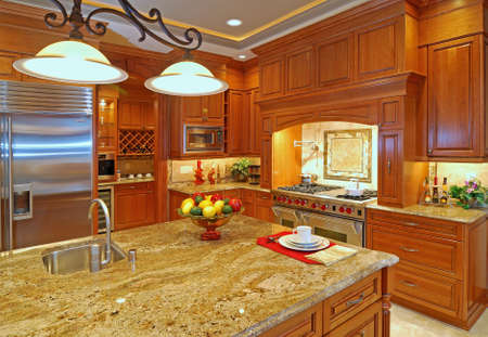 spacious: Spacious Kitchen