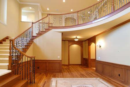 Foyer: Grand Foyer                                 Stock Photo