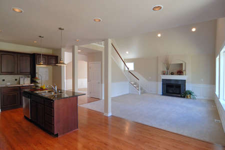 unfurnished: Open house on the market