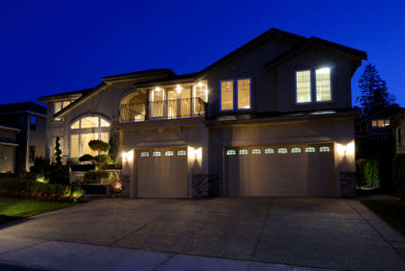 New luxury home is ready to be put on the market
