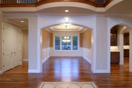 Dinning Room and Hallway