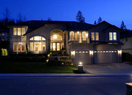 lighting: Residential Street
