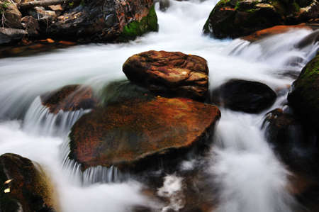 cottonwood canyon: Little Creek at the Big Cottonwood Canyon
