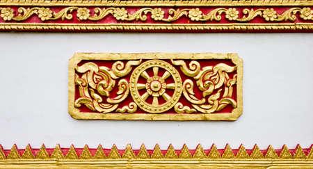 Thai Art in The Temple photo