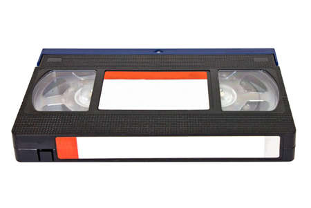 superseded: vhs cassette