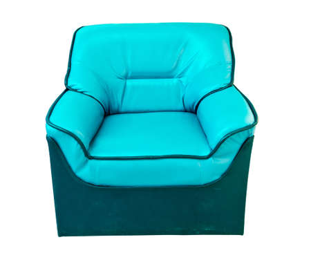 blue leather sofa: il divano in pelle blu
