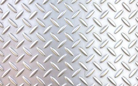 patroon stijl van stalen vloer voor achtergrond Stockfoto