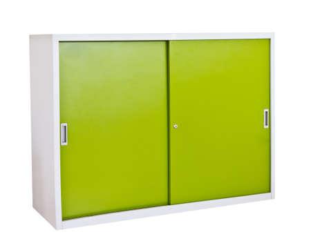 meubles en acier armoire dans le bureau
