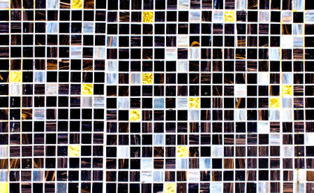pattern style of ceramic wall for background Stock Photo - 18226346
