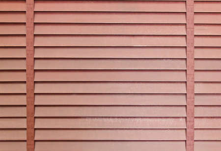 texture of the wooden blinds for background