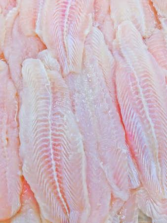 Fresh fish in the market, Thailand