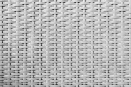 texture of the wicker rattan for background