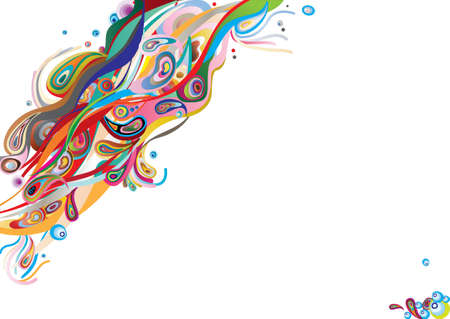 trajectoire: Color composition festival pour les jeunes ou partie d'un club