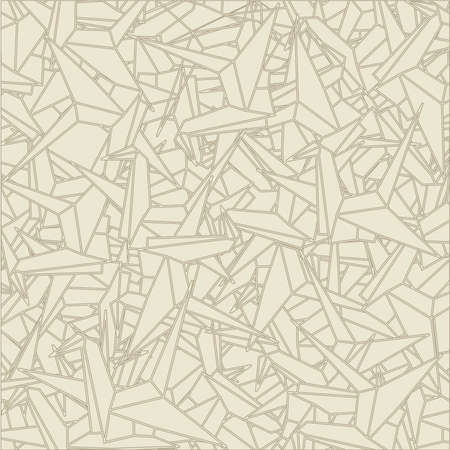 Pattern of schemes origami Vector