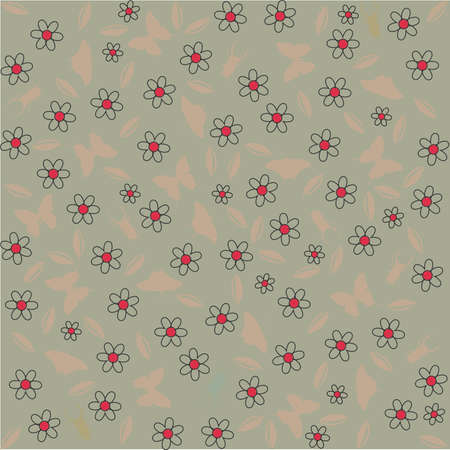 shady: shady pattern Illustration