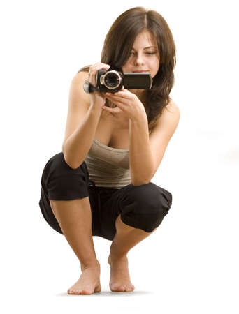 motion-picture cameraman photo