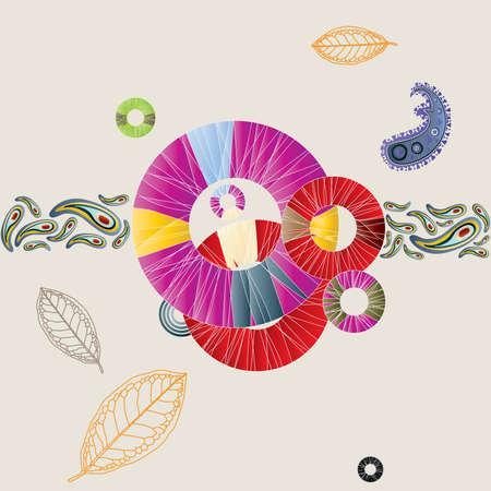 fate: wheel of fate Illustration