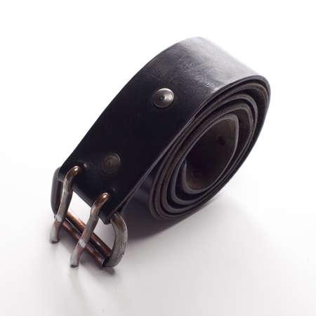leathern: leathern strap