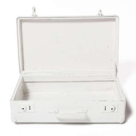 maletas de viaje: abrir la maleta