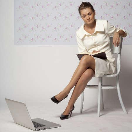 business woman Stock Photo - 8023907