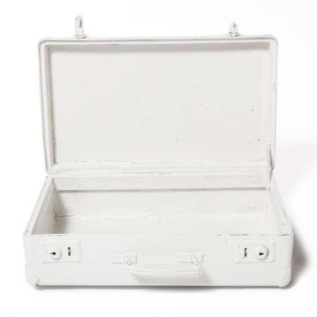 open suitcase photo