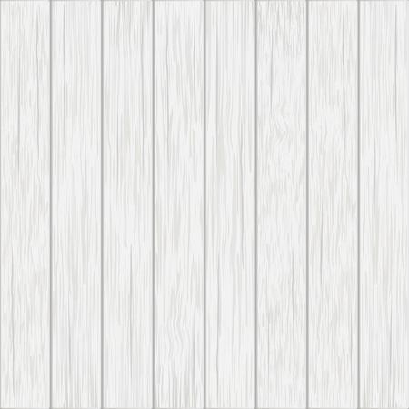 weißen Holzplatten - Vektor-Hintergrund