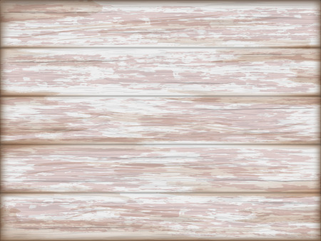 oak wood: Vintage pink wooden background. Horizontal old, shabby, painted wooden planks. grunge background.