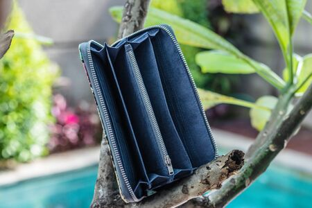 Woman clutch purse. Luxury handmade snakeskin python wallet. Womens accessories. Fashionable style.