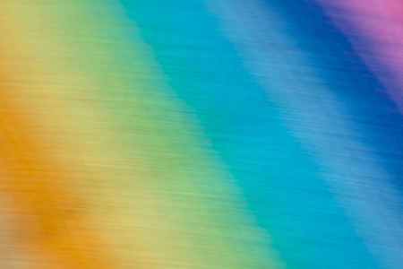 Abstract blurry rainbow background, photo art, horizontal photo