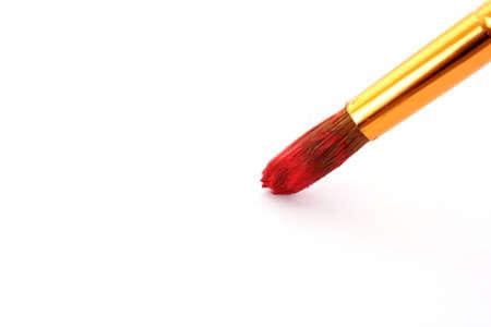 Brush closeup photo