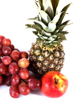 Colorful Fruits Stock Photo - 6235792