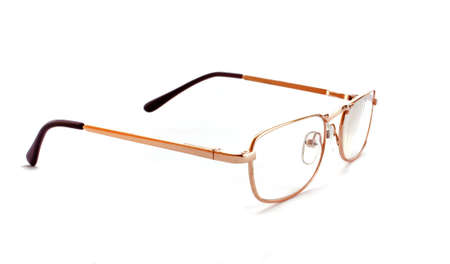 eyeglasses on a white background Stock Photo - 6442984